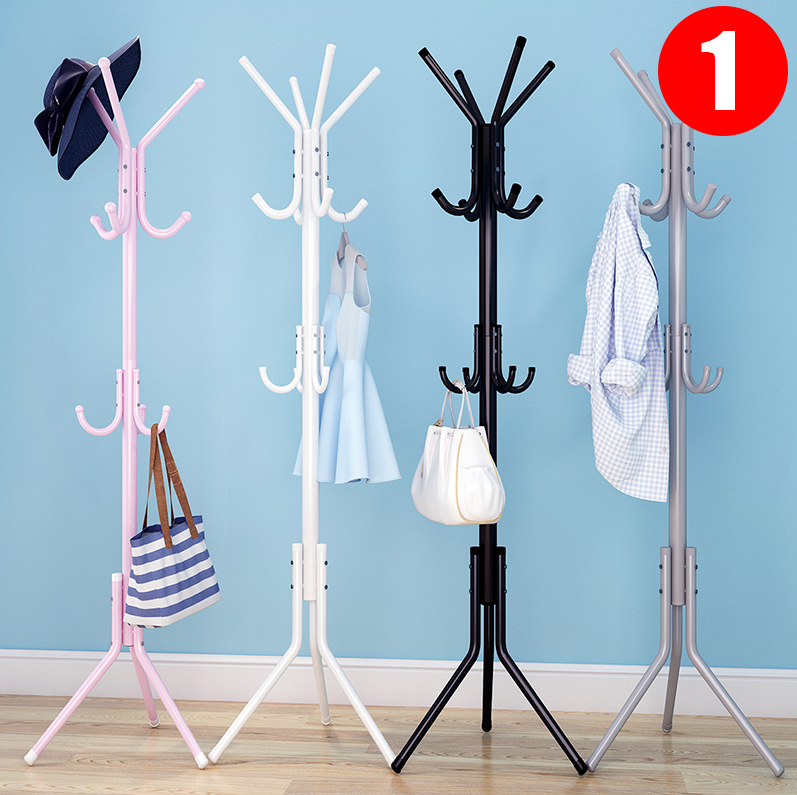 Sg Local Seller Multi Functional Clothes Rack For Household