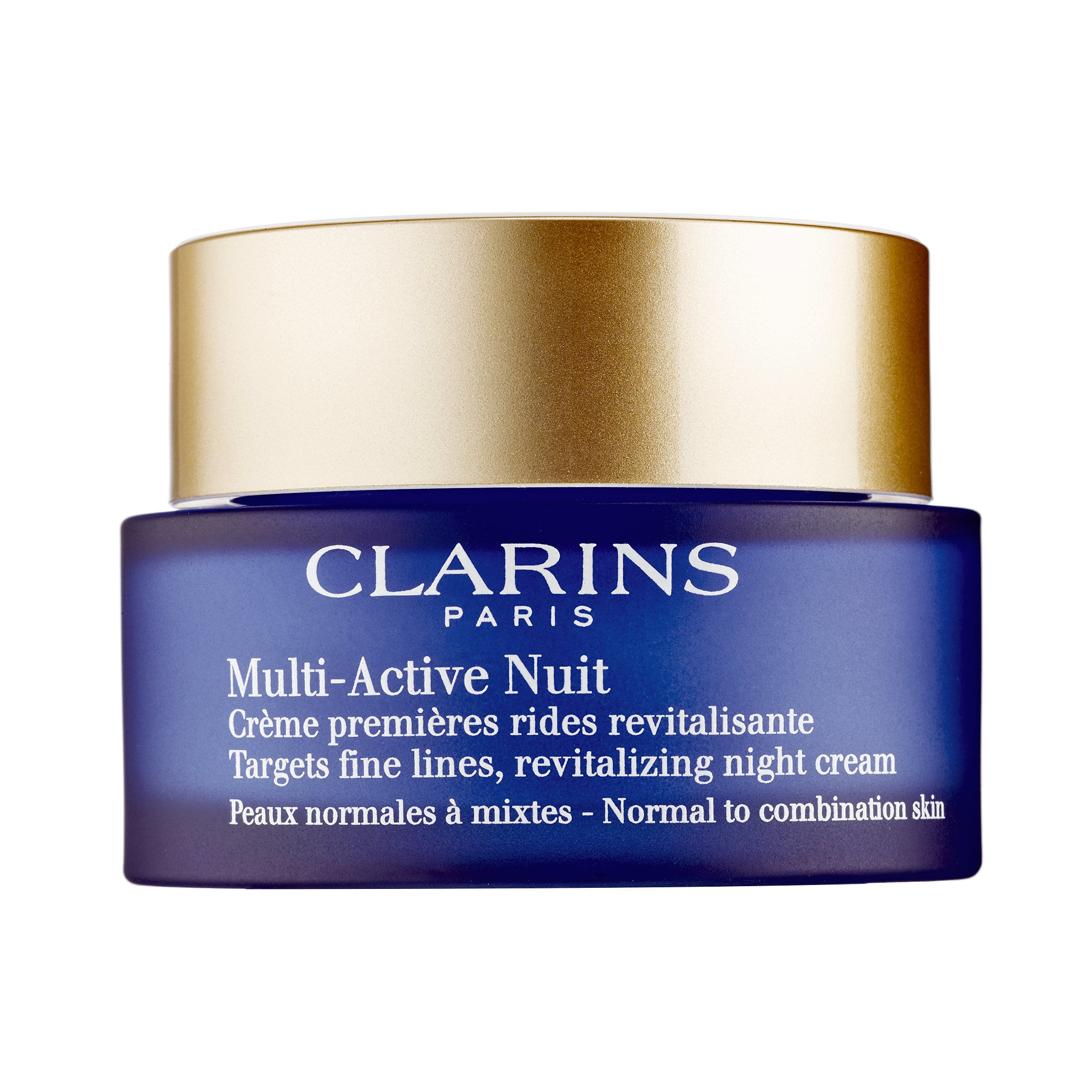 Clarins Multi-Active Nuit Night Cream 50ml N/C - Normal/ Combination Skin