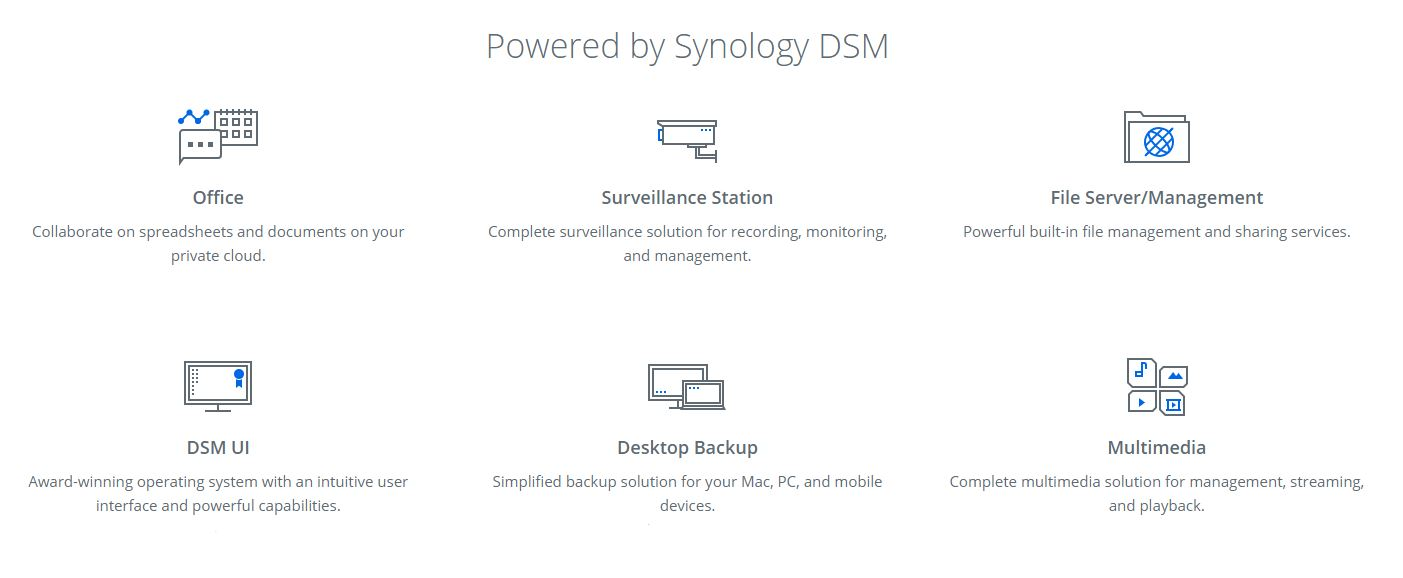 Synology NAS DS218+ 2Bay NAS Diskstation  Local Distributor Warranty  Local  Tech support  Award winning product