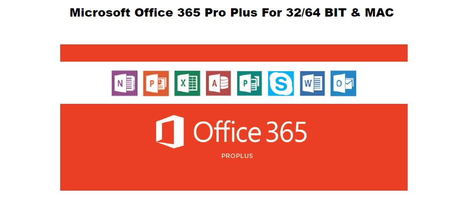 Microsoft Office 365 Pro Plus LIFETIME 5 Devices IOS Andriod Mac Windows 10  2016 / 2019 Professional