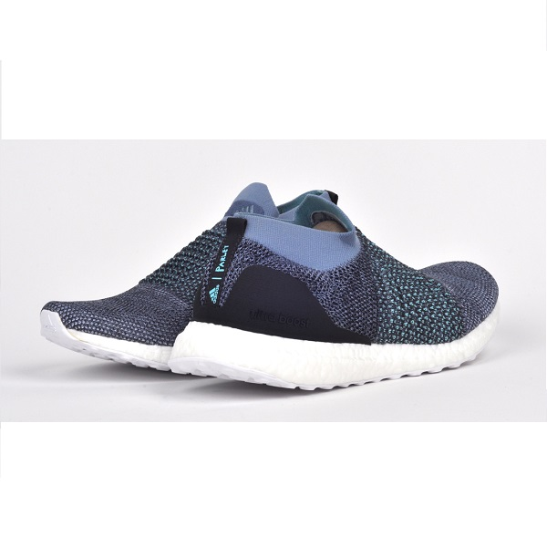 newest collection a651e 7c29f Adidas ULTRABOOST LACELESS PARLEY - Men Shoes (Raw Grey / Carbon / Blue  Spirit) CM8271