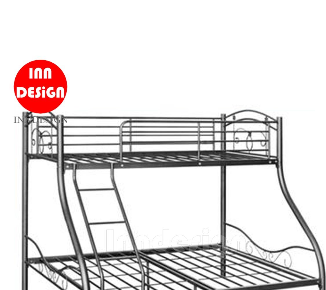 Double Desker Metal Bed Frame Queen