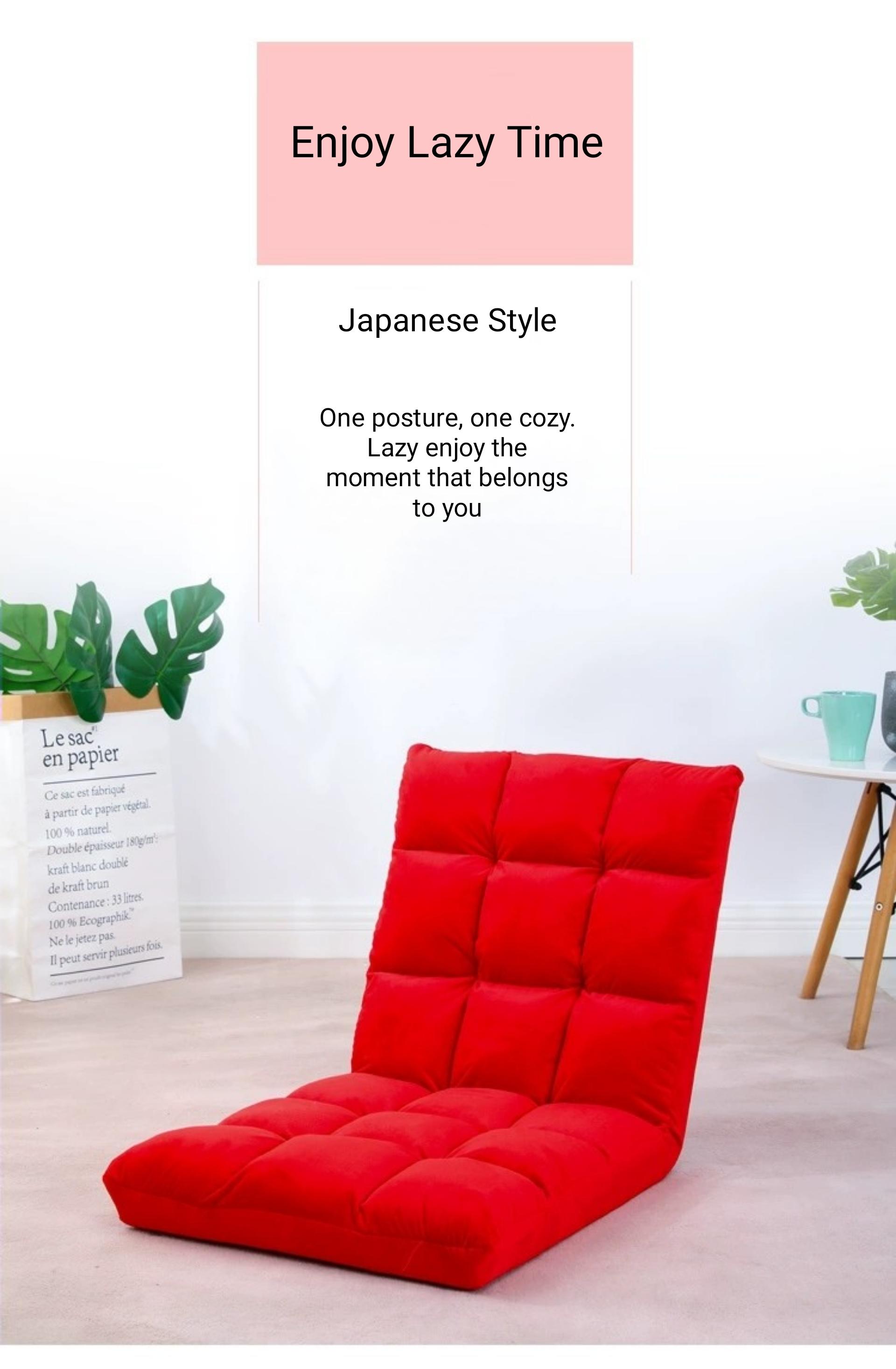 Anese Style Floor Sofa Chair