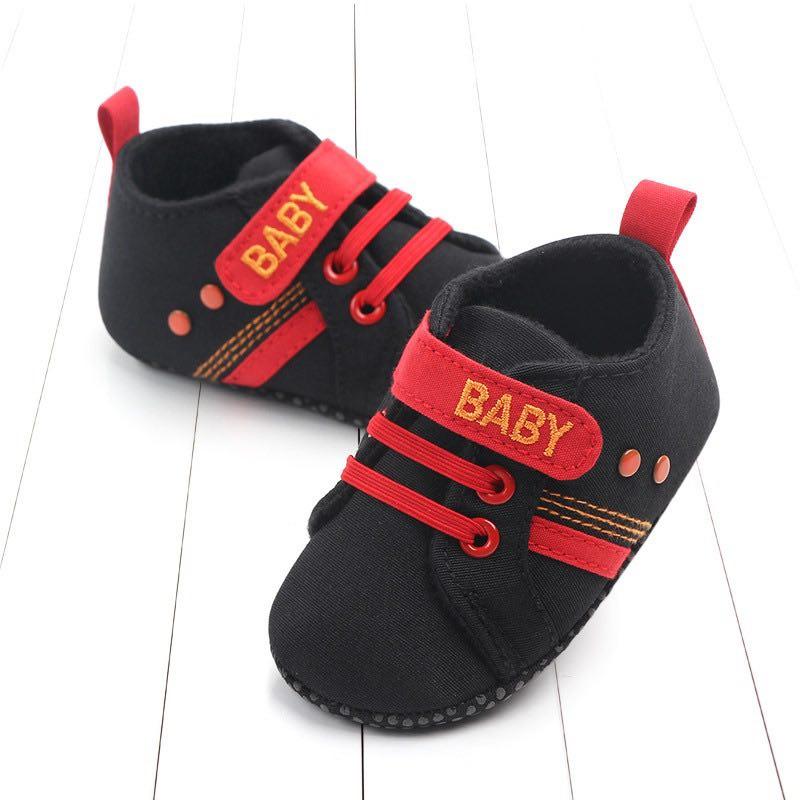 Assorted PREMIUM Baby Pre-walker Shoe