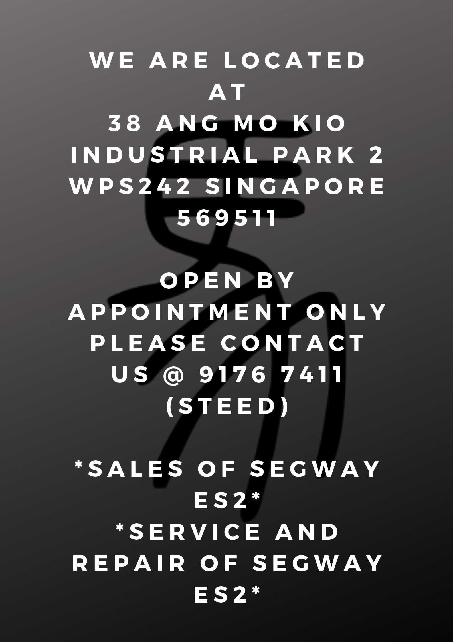 Segway Kickscooter ES2 (UL2272 certified, LTA Compliant, 1 Year Limited  Manufacturer Warranty