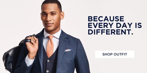 Button Cuff Everyday Wear T.M.Lewin Men/'s Shirt Blue Circle Print